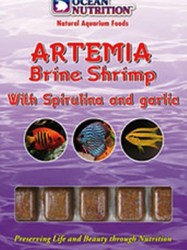 ARTEMIA SPIRULINA ALHO ON