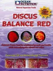 DISCUS BALANCE RED ON